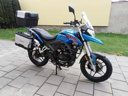 YUKI XTR 125i